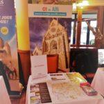 Salon des voyageurs à Deauville